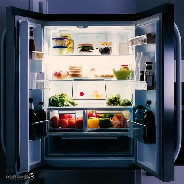 یکسره کار کردن یخچال