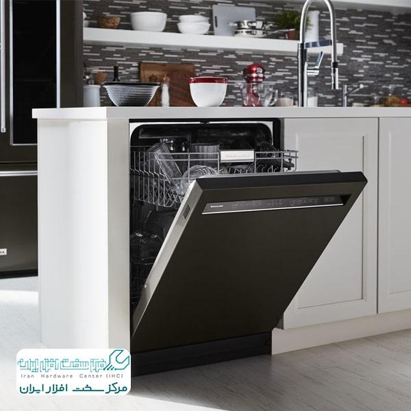 صدای ماشین ظرفشویی