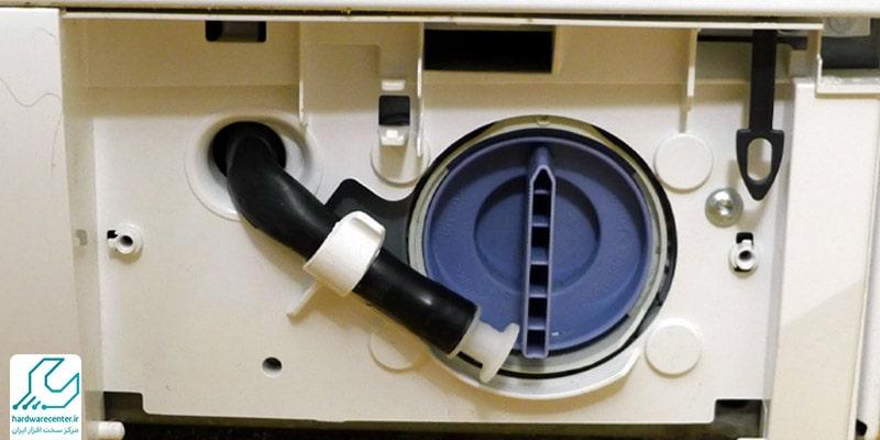 تعمیر پمپ تخلیه لباسشویی