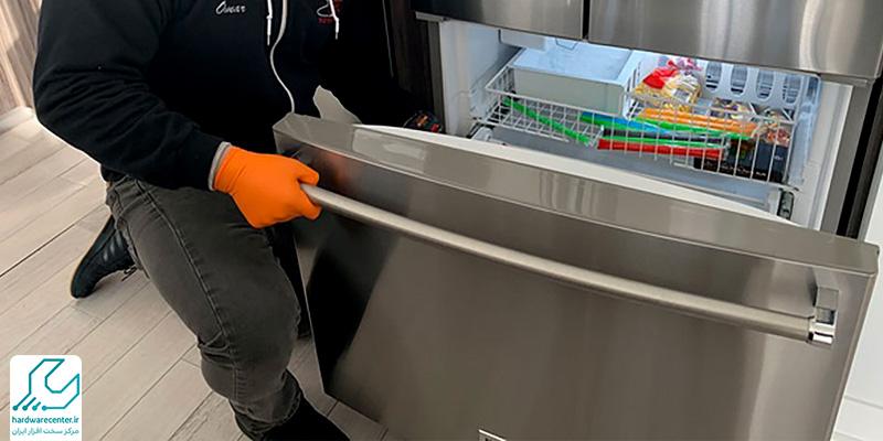 نمایندگی تعمیر یخچال