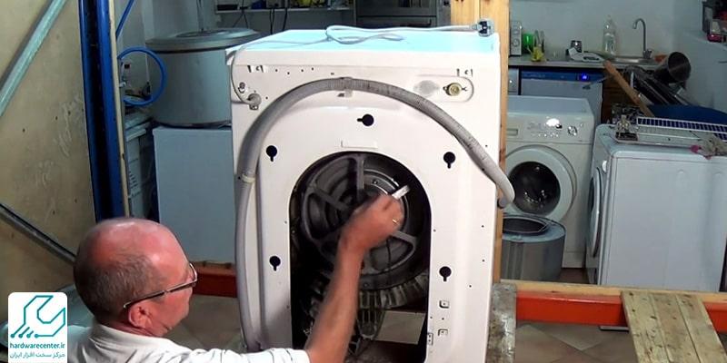 نمایندگی تعمیر ماشین لباسشویی
